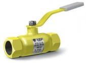 Краны шаровые для газа муфтового присоединения (LD)