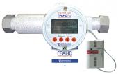 Счетчик газа с корректором Гранд, функцией передачи данных