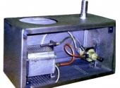 Обогреватель шкафной газовый