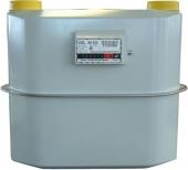 Диафрагменный счетчик газа ВК G4