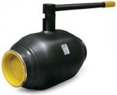 Краны шаровые для жидкости приварного присоединения (LD)