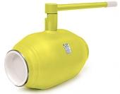 Краны шаровые для газа приварного присоединения (LD)