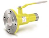 Шаровые краны для газа комбинированного присоединения (LD)