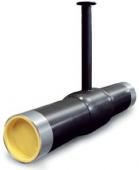 Шаровые краны для газа с удлиненным штоком (LD)