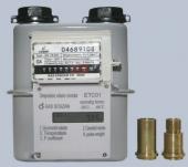 Счетчик газа GAS SOUZAN G 4 ETC