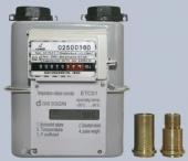 Газовый счетчик Gas Souzan G 2.5 ETC